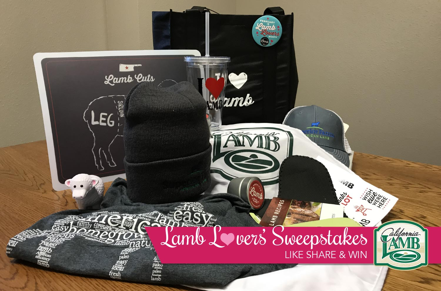 Lamb Lovers' Sweepstakes